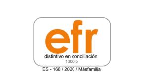 Certificado efr en conciliación